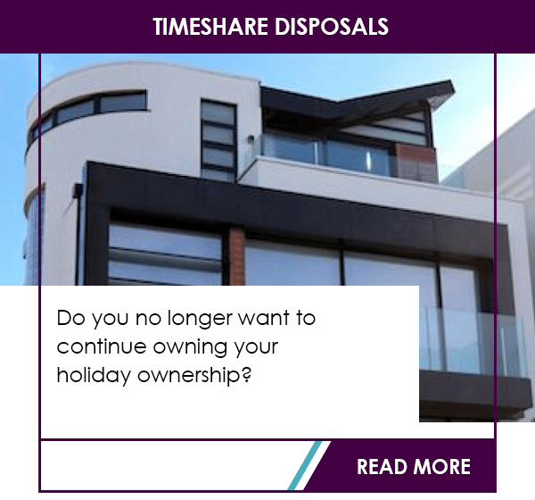Timeshare Disposals